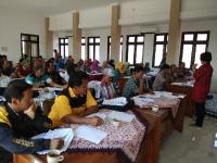 Bintek Kewirausahaan bagi Buruh Tani Tembakau dan Tenaga Kerja Rokok untuk Alih Profesi
